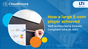 How a large E-com player achieved Well Architected & globally compliant Infra on AWS