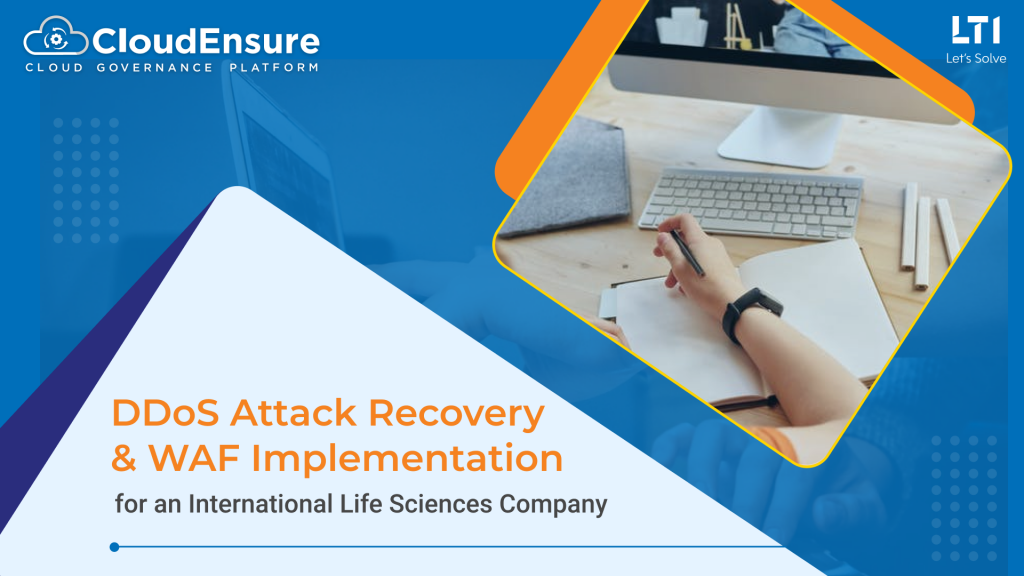 DDoS Attack Recovery & WAF Implementation