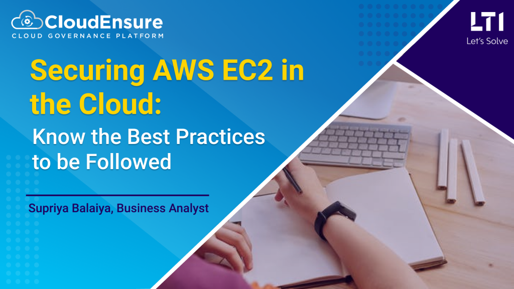 Securing AWS EC2 in the Cloud