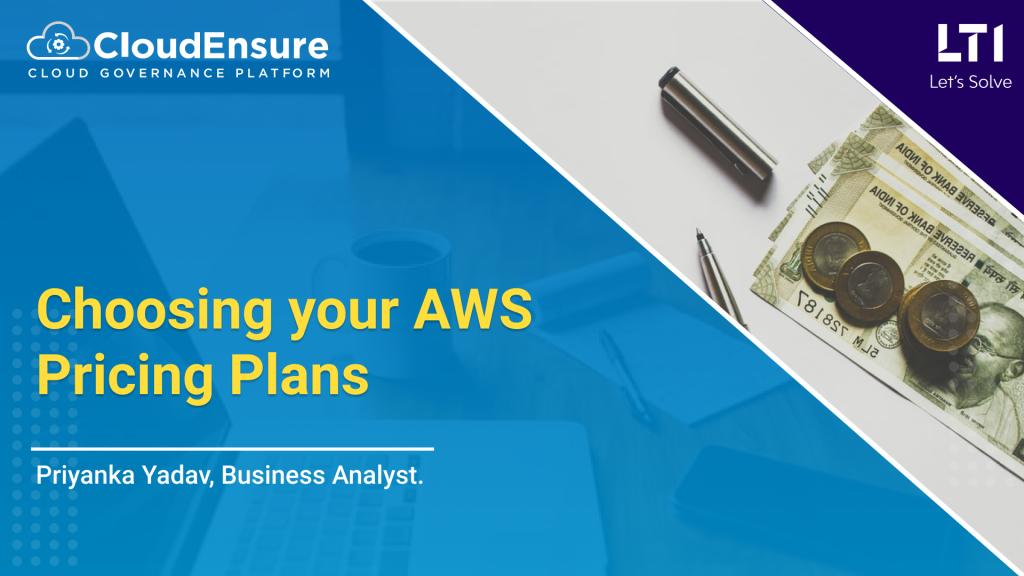 AWS Pricing Plan