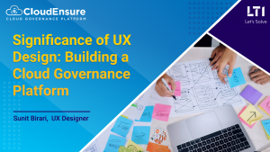 Significance of UX Design in Cloud
